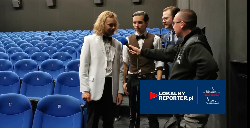 Główny Zawór Jazzu - rozmowa po koncercie w Drawsku