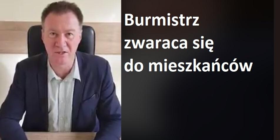 W Złocieńcu Burmistrz nagrywa filmy i publikuje dla mieszkańców