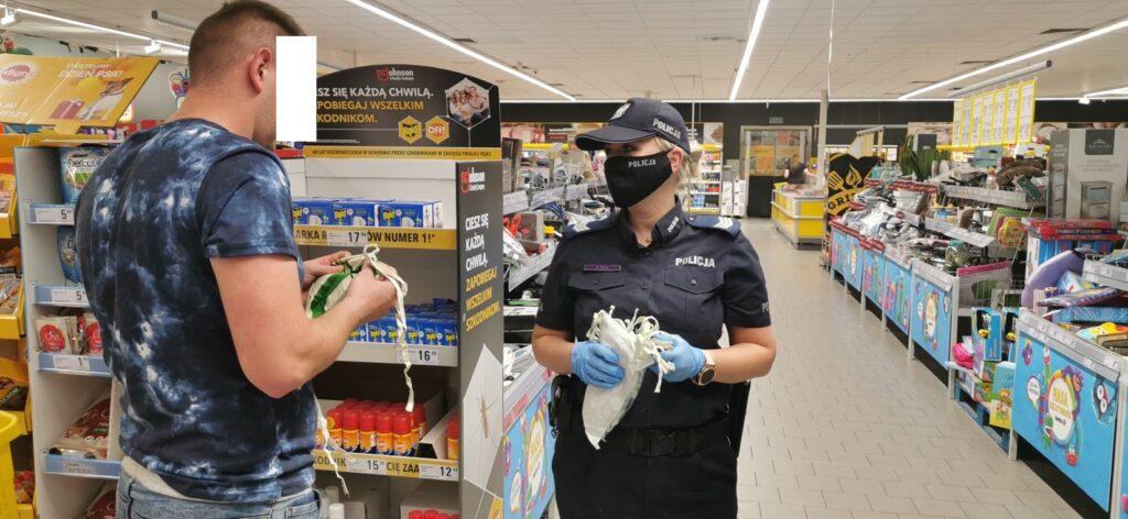 Trwają kontrole w sklepach