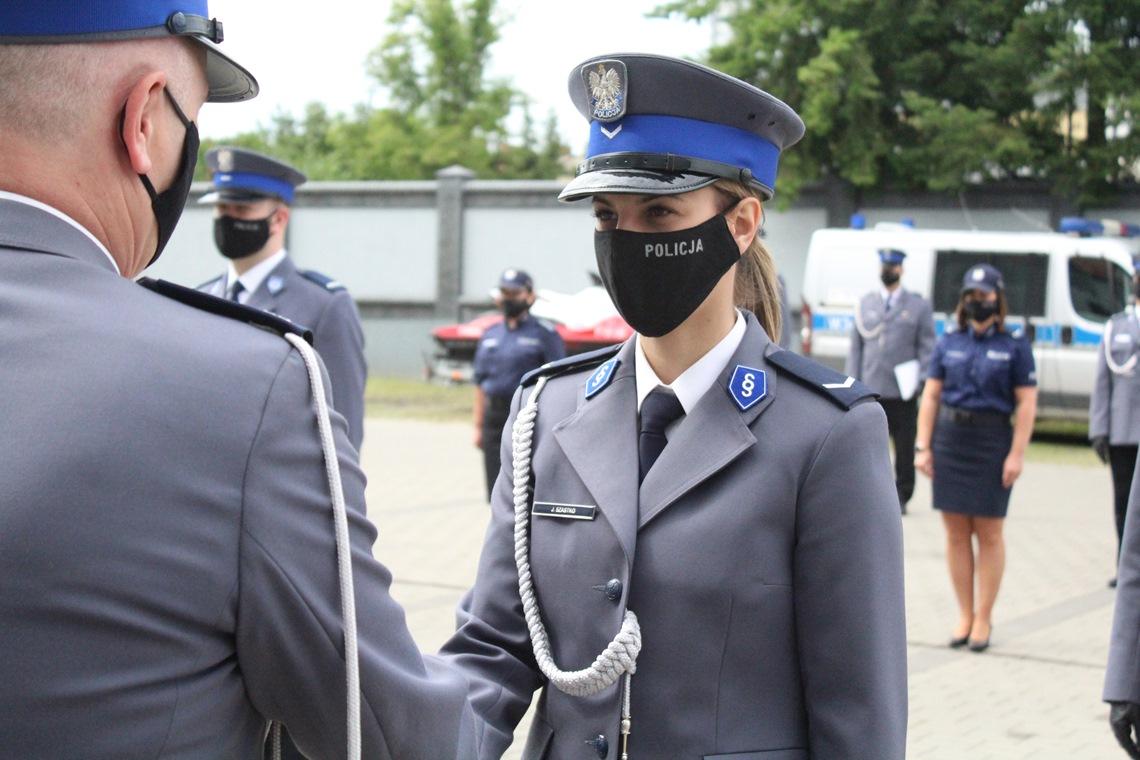 Święto Policjantów z Powiatu Drawskiego.