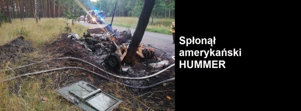Amerykańscy żołnierze poszkodowani w wypadku na obrzeżach poligonu drawskiego