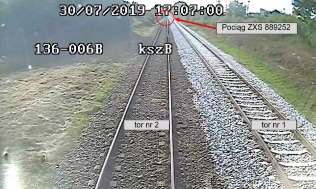 Incydent na szlaku kolejowym pomiędzy Drawskiem, a Złocieńcem. Pociągi jechały wprost na siebie
