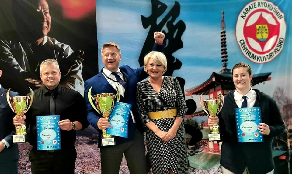 Karatecy z Drawska najlepsi na olimpiadzie młodzieży