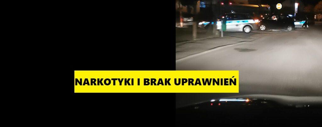 Akcja Policji w Złocieńcu.