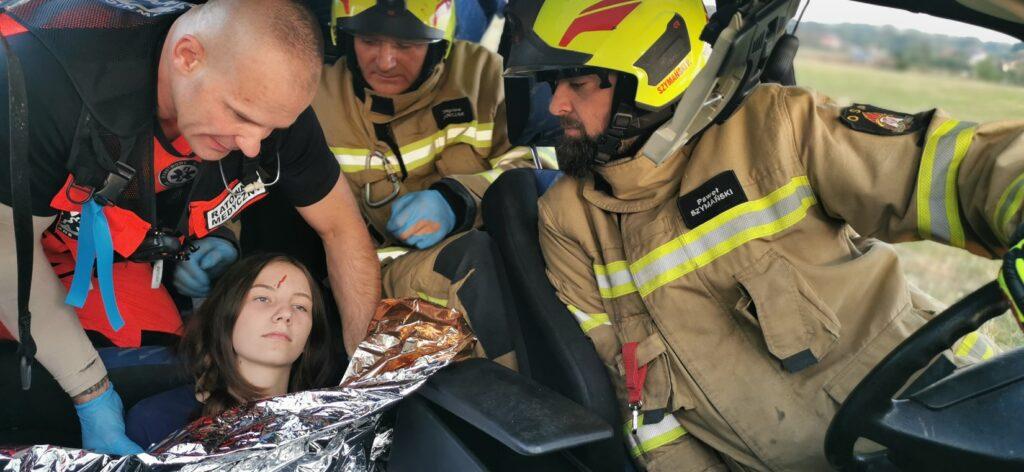 DUMA RATOWNIKA - jest już teledysk z udziałem ratowników i strażaków