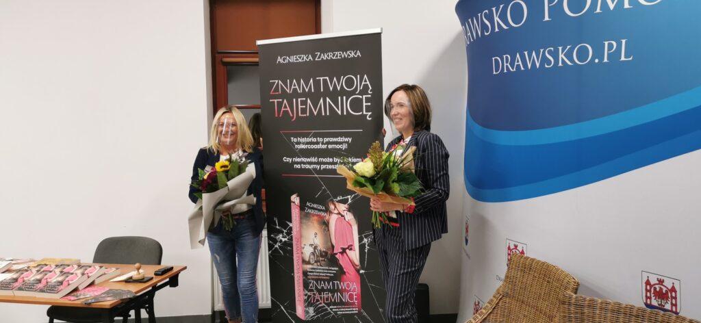 Agnieszka Zakrzewska spotkała się ze swoimi fanami [VIDEO]