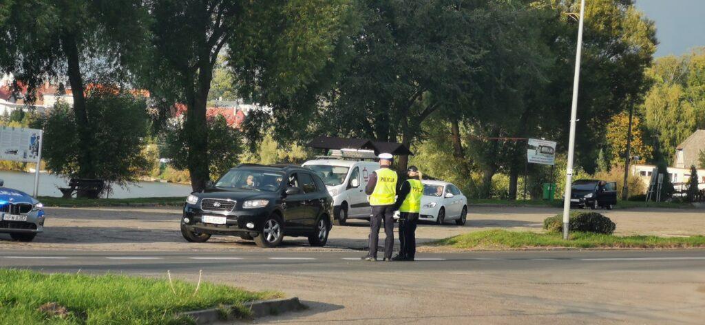 Policjanci zorganizowali obławę. Kulisy akcji w Czaplinku