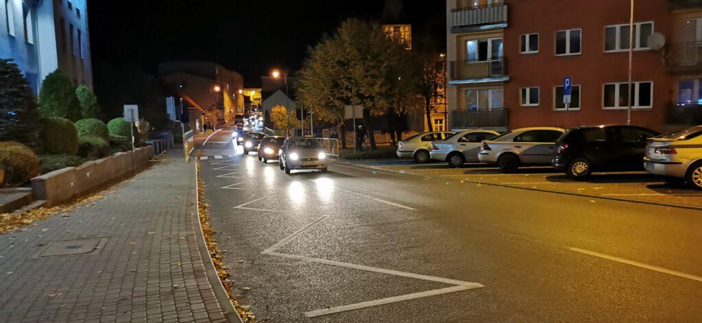 W Drawsku rekordowa ilość pojazdów w proteście samochodowym