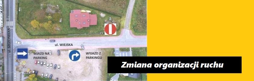 Zmiana organizacji ruchu przy cmentarzu w Czaplinku [VIDEO]