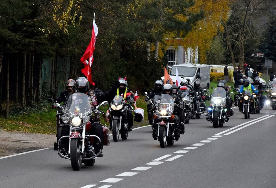 Wielka parada motocyklistów. Przejadą przez Powiat Drawski. Start w Czaplinku