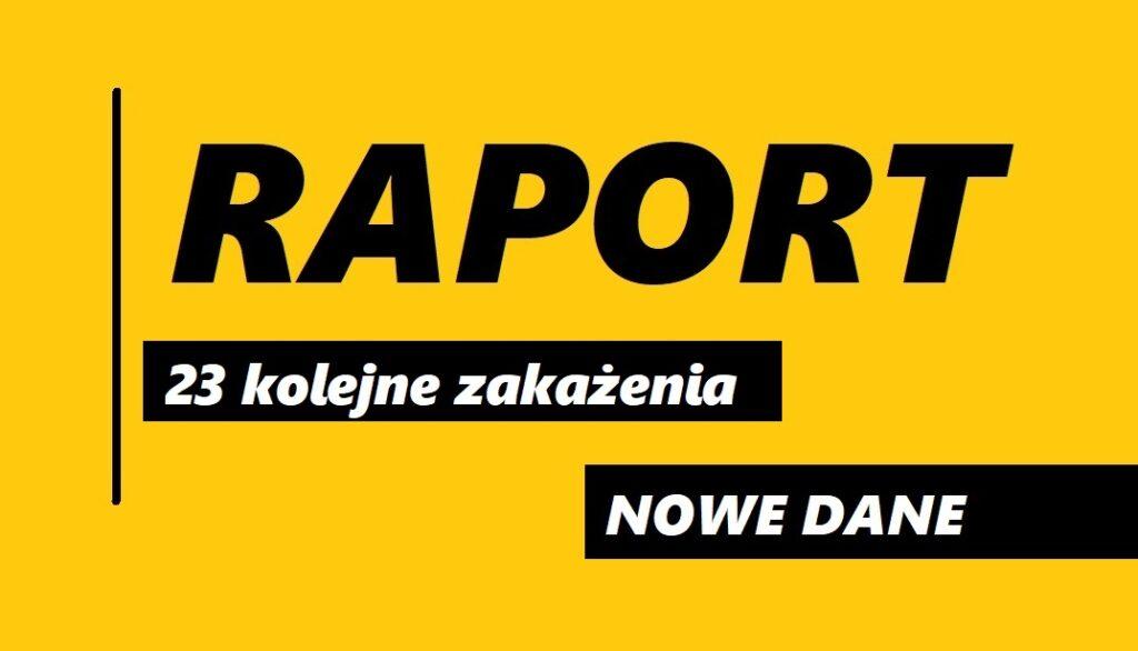 Aż 42 przypadki zachorowań w Powiecie Drawskim.