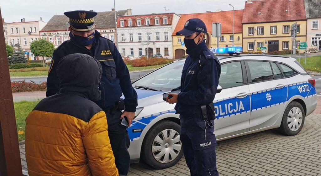 W Czaplinku współpraca Policji i Straży Miejskiej[VIDEO]