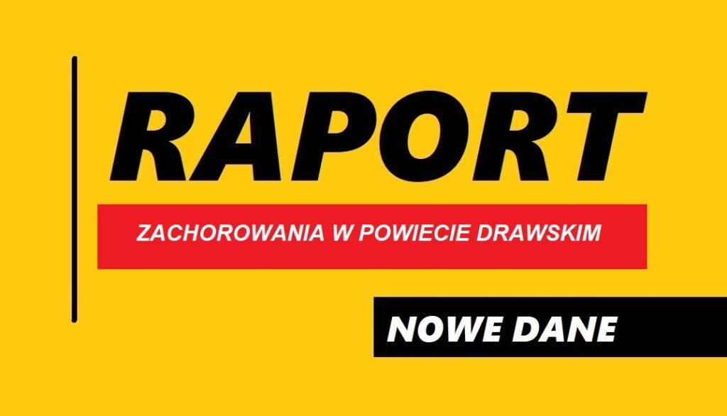 Powiat Drawski - liczba zakażonych wciąż duża