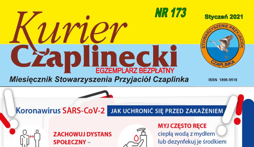 Kurier Czaplinecki - wydanie 173 do pobrania