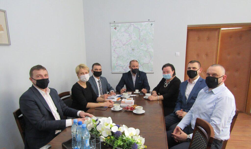Władze Połczyna Zdroju chcą rozwijać sieć gazociągową na terenie gminy