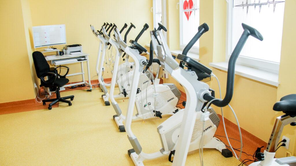 W drawskim szpitalu działa dzienny oddział rehabilitacji kardiologicznej