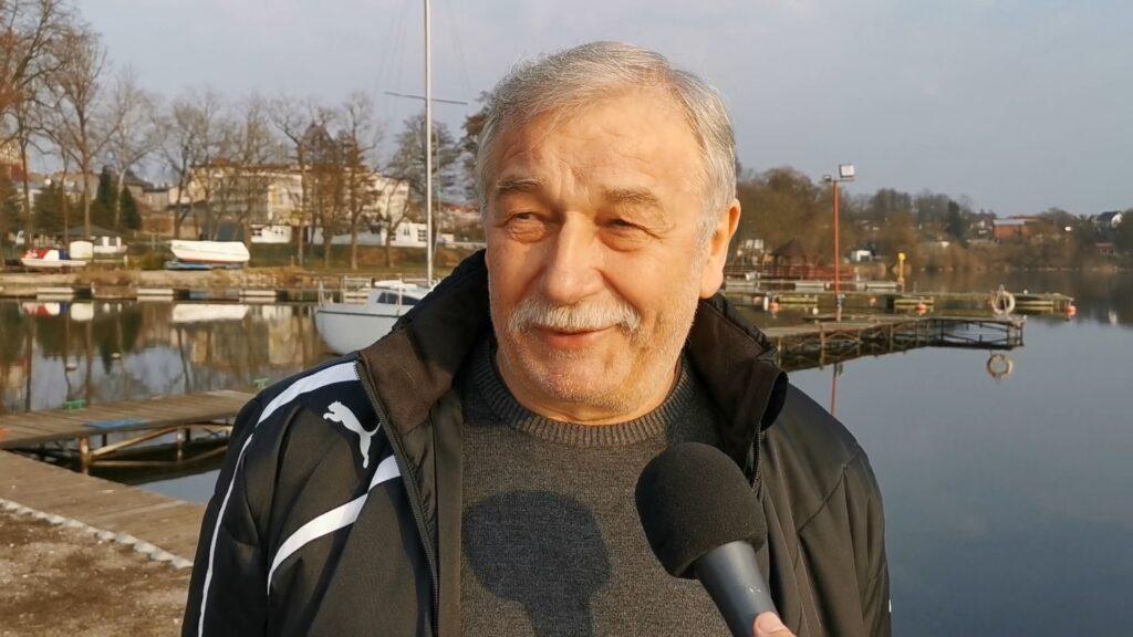Komandor bractwa żeglarskiego z Czaplinka chce zakupić łodzie do szkoleń. To jeden z projektów budżetu obywatelskiego [WIDEO]