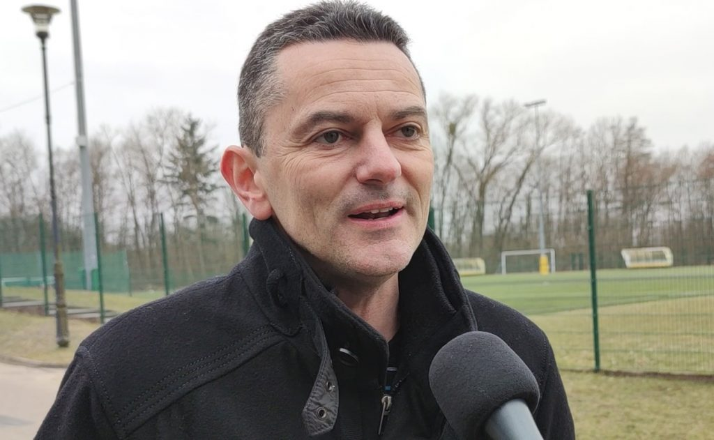 Maciej Mateńko potwierdził swój udział w wyborach na prezesa Zachodniopomorskiego Związku Piłki Nożnej