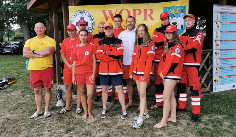 Rozpoczął się proces rekrutacji na ratowników wodnych [WIDEO]