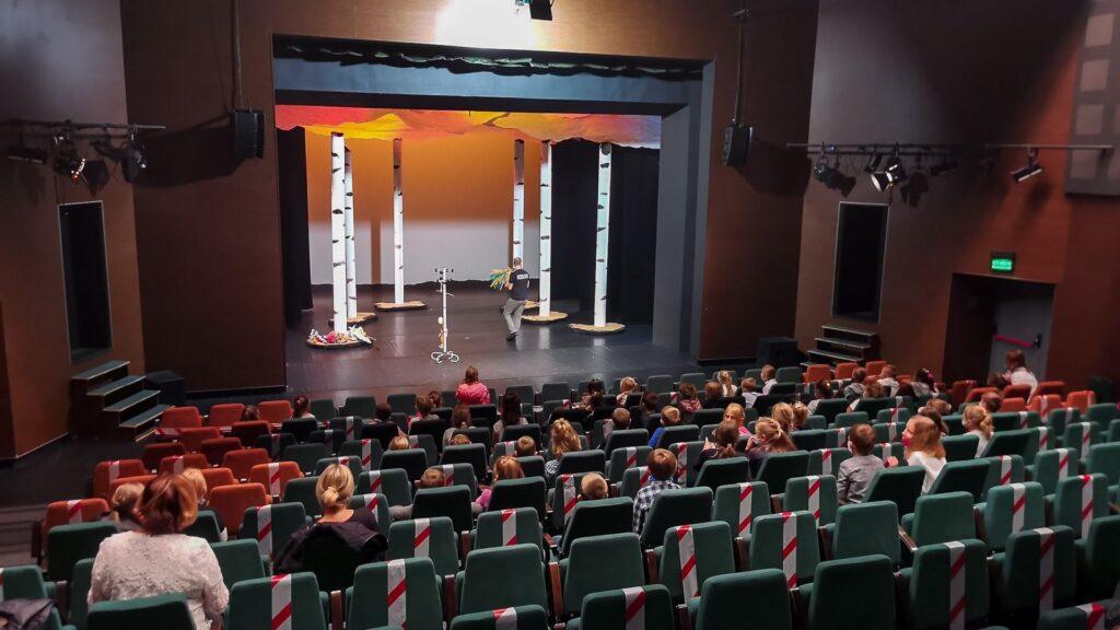 Drawski Ośrodek Kultury współpracuje z teatrem Pleciuga ! Będzie wspólny projekt !
