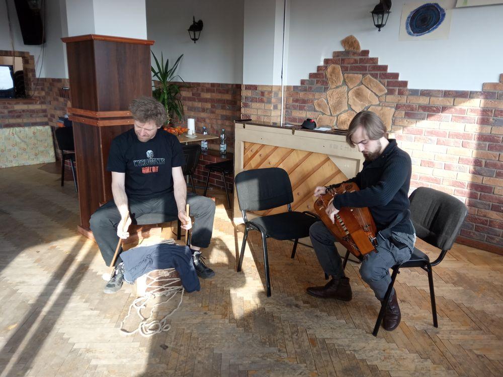 Łemkowskie muzykowanie w Czaplinku