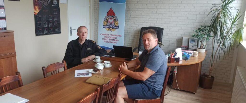 Spotkanie w sprawie współpracy
