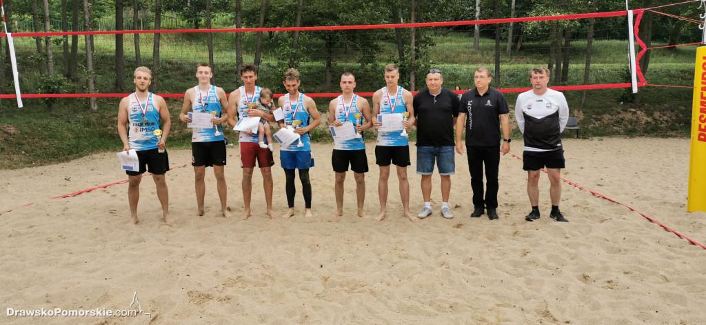 Trwająprzygotowania do turnieju plażowej piłki siatkowej IMSO CUP