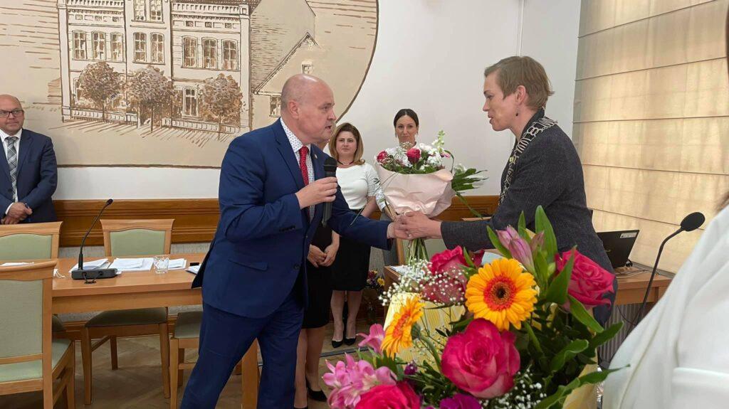Burmistrz Łobza otrzymał absolutorium