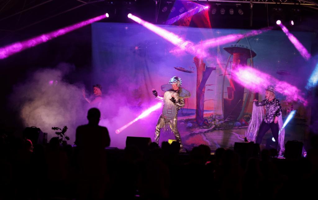 Rekordowa ilość wydarzeń zaplanowana w kolejnej edycji PARK - Drawskiego Festiwalu teatrów Ulicznych