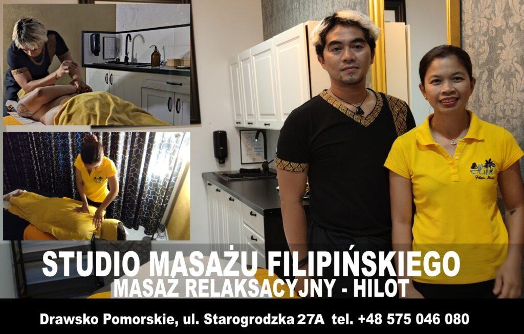 Studio masażu azjatyckiego dostępne dla mieszkańców Pojezierza Drawskiego. Nowa oferta na rynku.