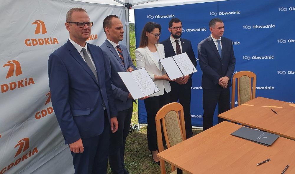 W Szczecinku powstanie kolejny fragment obwodnicy miasta