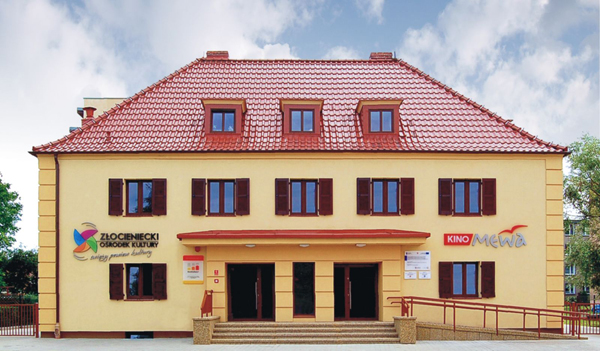 Złocieniecki Ośrodek Kultury otrzymał dofinansowanie na modernizację placówki