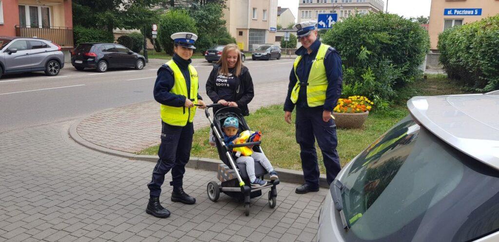 Policjanci przeprowadzili akcję profilaktyczną