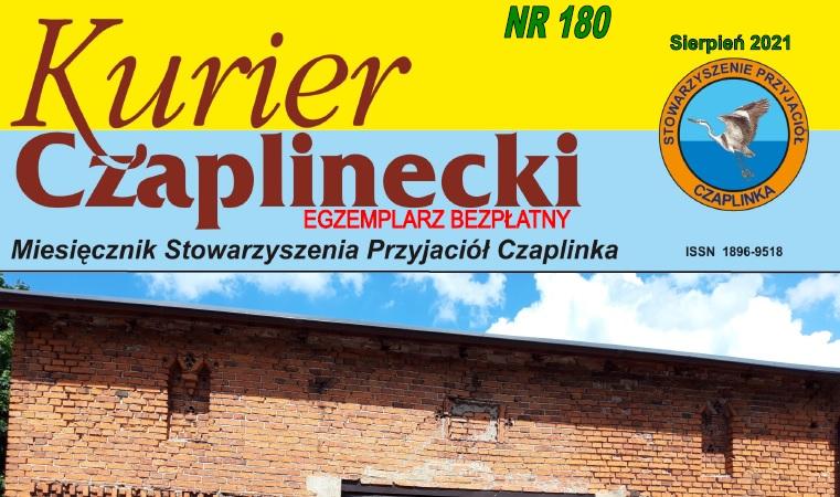 Do pobrania - KURIER CZAPLINECKI wydanie nr 180