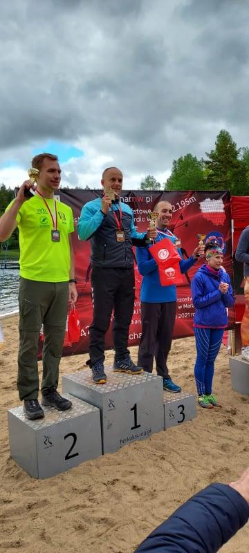 Mieszkańcy Powiatu Drawskiego mistrzami w Nordic Walking