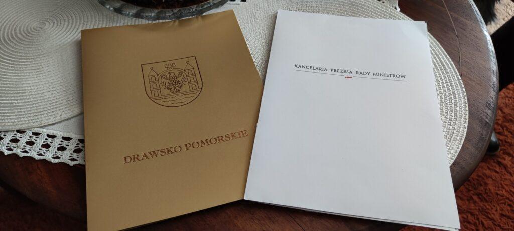 Mieszkaniec Drawska Pomorskiego ma już sto lat !