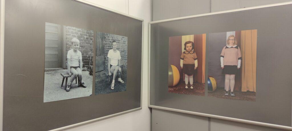 Wystawa fotograficzna pobudziła wspomnienia i wzruszyła jej uczestników